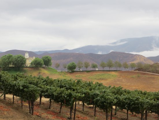 Beautiful scenery near Temecula, CA
