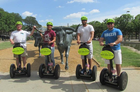 ‪Dallas Segway Tours‬