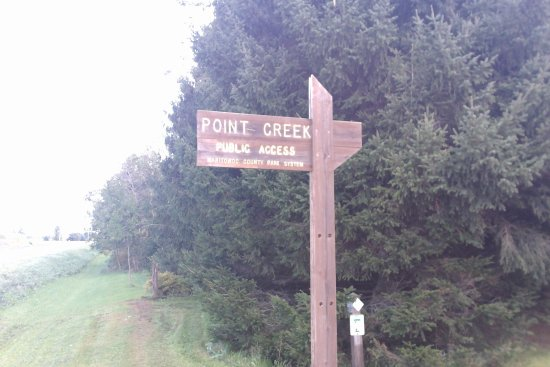 Fischer Creek State Recreation Area: better option a few miles north