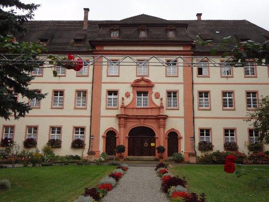 Muenstertal, Germania: Kloster St.Trudpert (congrégation des soeurs, pas ouvert au public)