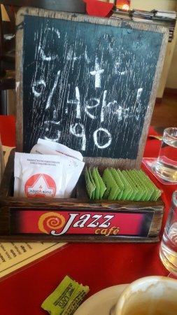 Maldonado, Uruguay: Pausa de cafe