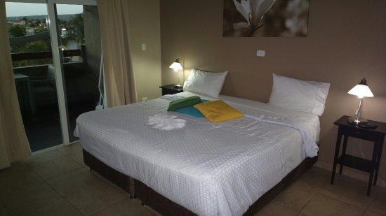 Eden Beach Resort: Kamer
