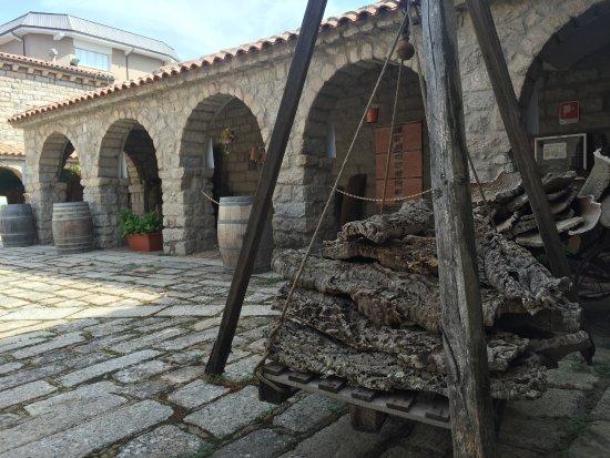 Muzeum korka Sardynia Calangianus
