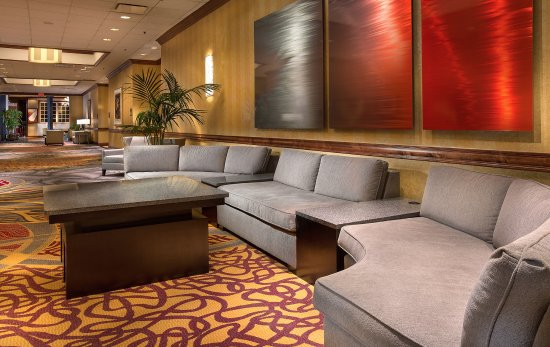 Doubletree Hotel Chicago / Alsip: Pre-function space