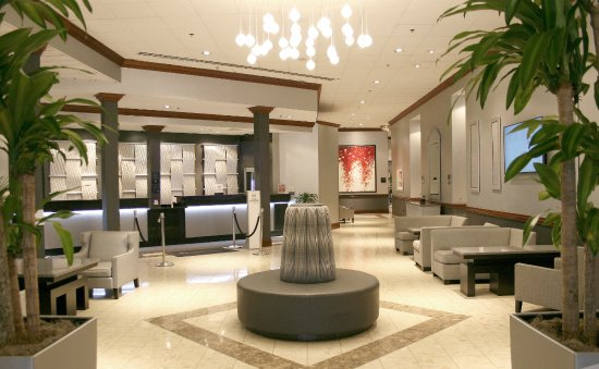 Doubletree Hotel Chicago / Alsip: Lobby