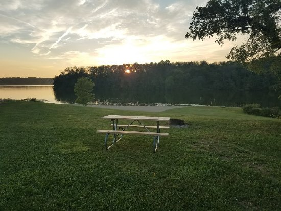 Cowan Lake State Park-billede