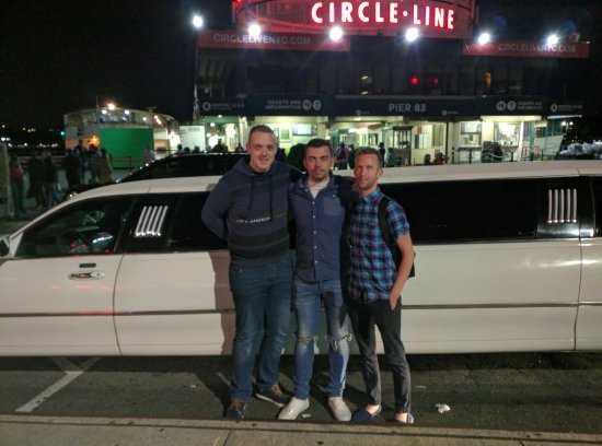 Limousine of New York