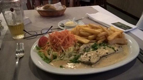 Overijse, België: Super biefstuk !!