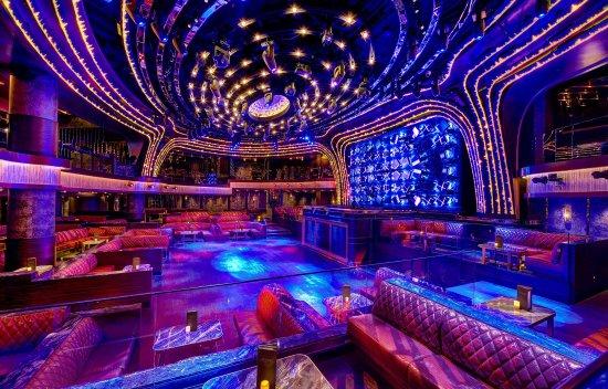 Book a dance lounge bar