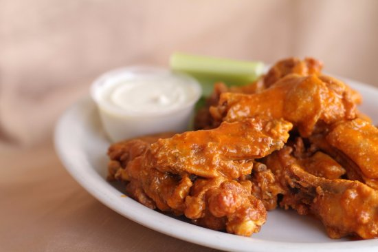 Nottingham, MD: Hot Wings