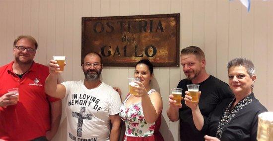 Oderzo, Italia: Questi siamo noi