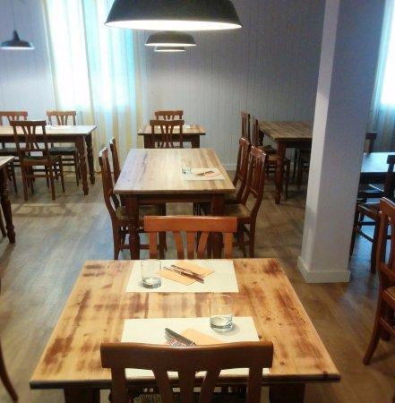 Oderzo, Italia: Ristorante e sala colazioni