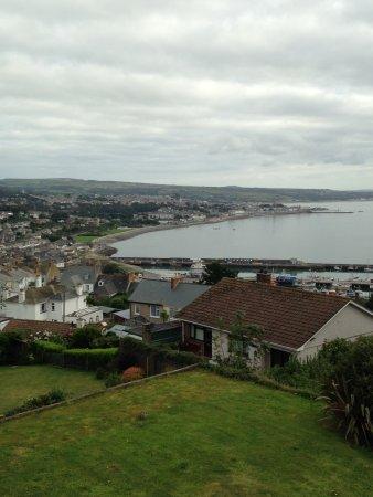 Panorama Guest House: Blick auf den Hafen