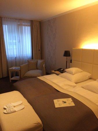 slippers op naam picture of best western premier hotel rebstock rh tripadvisor com