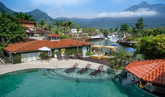 Angra Boutique Hotel, Hotels in Ilha Grande