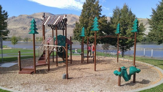 Chelan, Ουάσιγκτον: GameTime Playground
