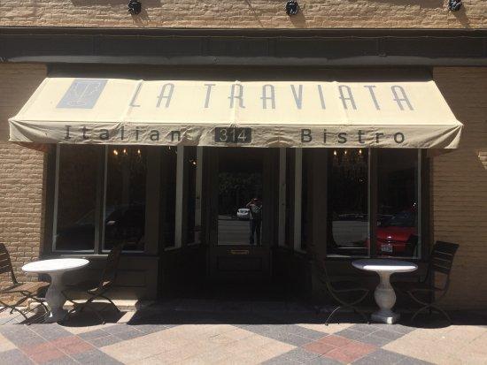 Best Italian in DT austin - Review of La Traviata, Austin, TX - TripAdvisor