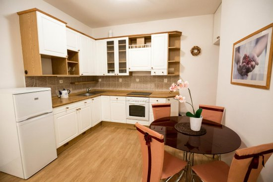 Elegant Magical Apartments In Prague: Two Bedroom Apartment
