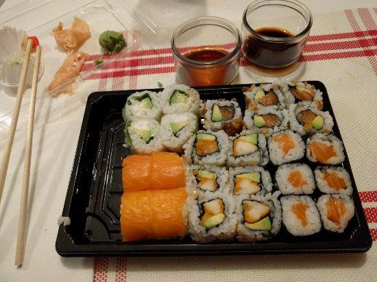 Oh sushi aix en provence restaurantbeoordelingen for Koi sushi aix en provence
