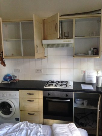 Küche - Picture of Stay in Vauxhall Guesthouse, London - TripAdvisor