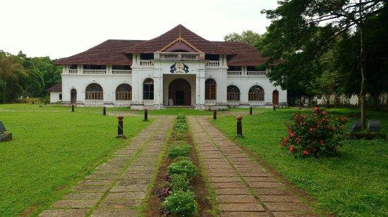 Shakthan Thampuran Palace
