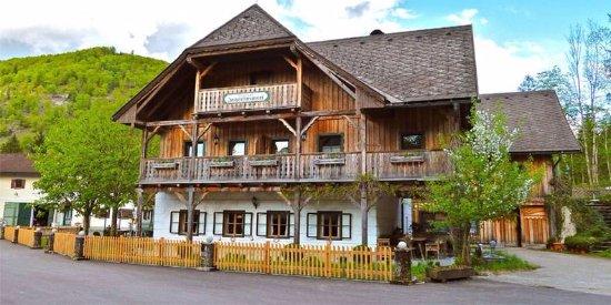 Gasthof Jagersimmerl Grunau Im Almtal Restaurant
