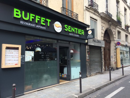 Buffet Sentier Picture Of Buffet Sentier Paris Tripadvisor