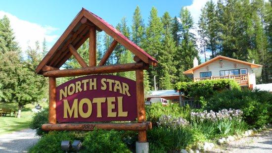 Kimberley, Canada: Arrivée au Motel