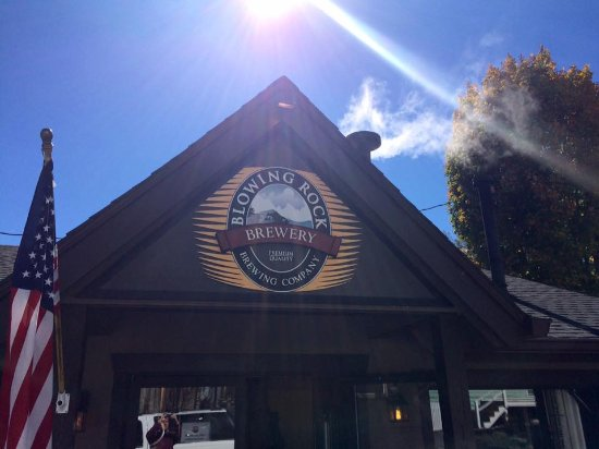 Blowing Rock Ale House and Inn : Blowing Rock Brewery