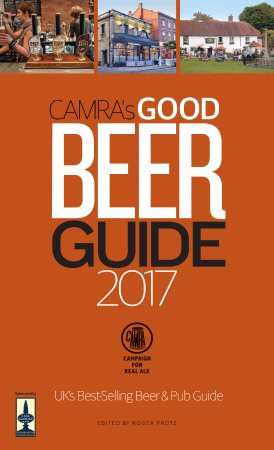 Calne, UK: We are in the 2017 Good Beer Guide