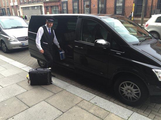 Moycullen, Irlandia: 5 Star Chauffeur Service