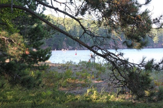 La Pointe, วิสคอนซิน: View on Lake Superior
