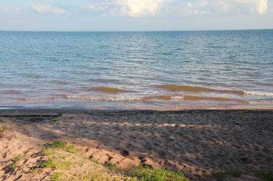 La Pointe, วิสคอนซิน: I love this beach!