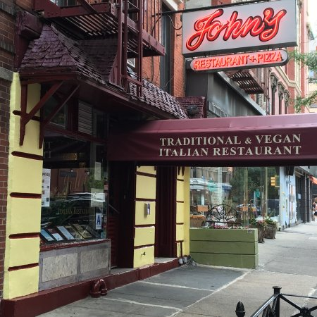 Photo of Italian Restaurant John's of 12th Street at 302 E 12th St, New York, NY 10003, United States
