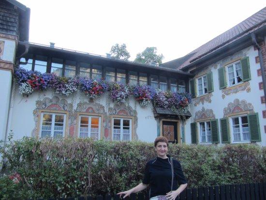 Oberammergau Museum : Очень красивое место