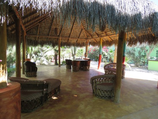 La Ventana, Meksika: A communal gathering space