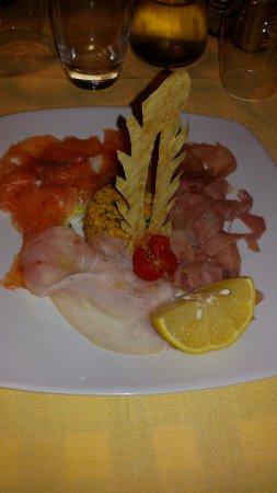 Mogliano Veneto, Italie : Tartara di finferli
