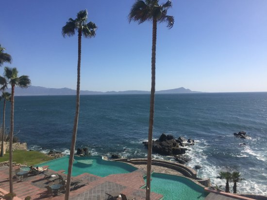 Las Rosas Hotel & Spa: beautiful view from our room