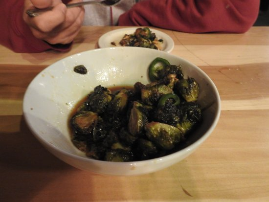 Cooke City, Монтана: Brussels sprouts