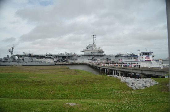 Patriots Point Naval & Maritime Museum-bild