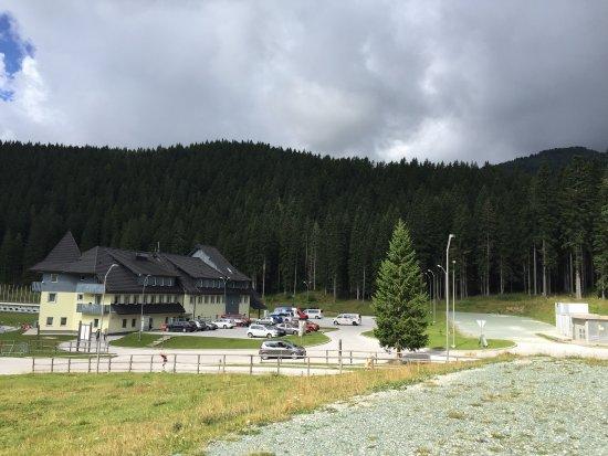 Srednja vas v Bohinju, Slovenia: Hotel Center Pokljuka