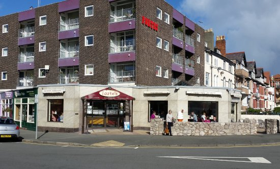 Rhos-on-Sea, UK: Forte's Ross-on-Sea