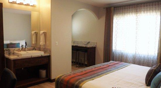Shoshone, Καλιφόρνια: King room with Kitchenette