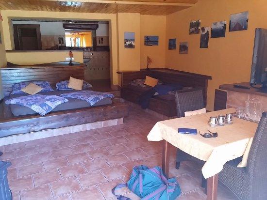 Jihlava, Tjeckien: Cuba room