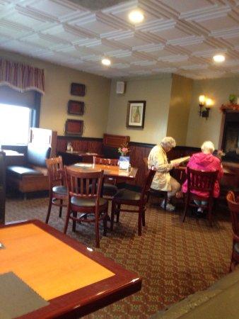 East Wareham, MA: Late lunch