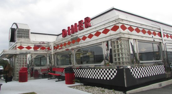Honey Brook, Pennsylvanie : Classic diner