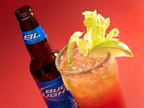 Fort Saskatchewan, Kanada: Beer & Caesars