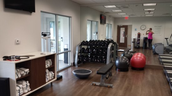 Duncansville, PA: Workout room