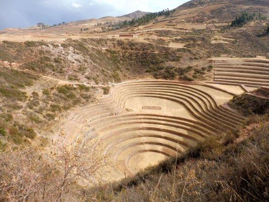 Maras, Peru: I Terrazzamenti di Moray, Perù