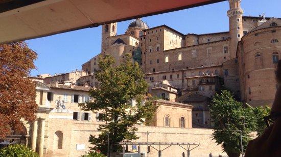 Foto 2 Picture Of La Terrazza Del Duca Urbino Tripadvisor